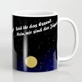 Saturn's Attack on Titan Coffee Mug