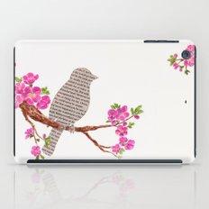 Love Bird iPad Case