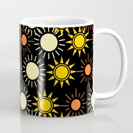 Simple Suns Coffee Mug