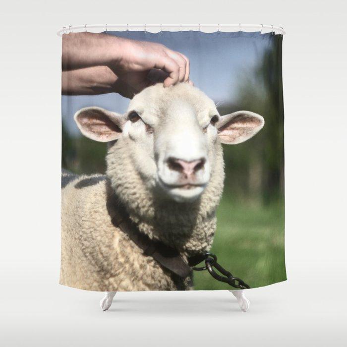 Christian Shower Curtain
