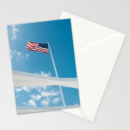 Pearl Harbor Stationery Cards