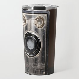 Vintage Brownie six-16 Travel Mug
