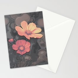 All our yesterdays Stationery Cards