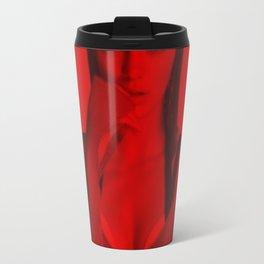 Kendall Jenner - Celebrity (Florescent Color Technique) Travel Mug
