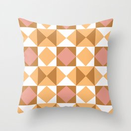 Pelmeni Snackbar Throw Pillow