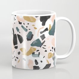 Abstract terrazzo 02 Coffee Mug