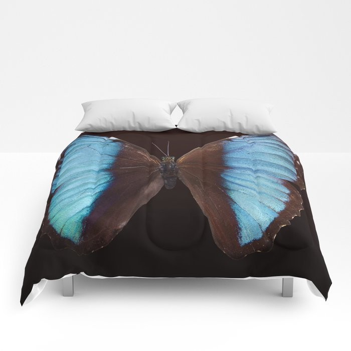 Butterfly exotic Comforters