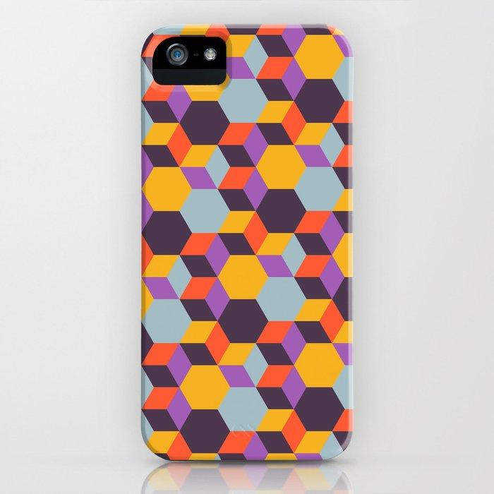 Colmena 32 iPhone Case
