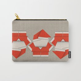 Santa papiroflexia Carry-All Pouch