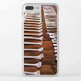 Bones Baby Clear iPhone Case
