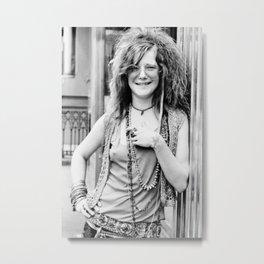 Janis#Joplin Music Poster Canvas Wall Art Home Decor, Metal Print