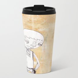 SHOWDOWN Metal Travel Mug