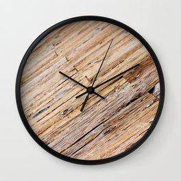Boardwalk Wall Clock