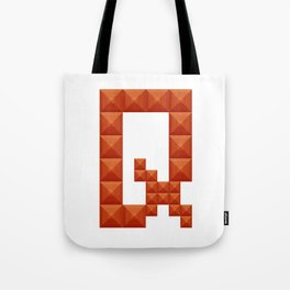 """Letter """"Q"""" print in beautiful design Fashion Modern Style Tote Bag"""