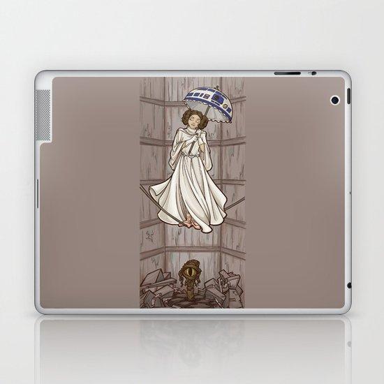 Leia's Corruptible Mortal State Laptop & iPad Skin