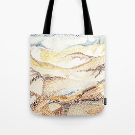 Dunes and desert Tote Bag