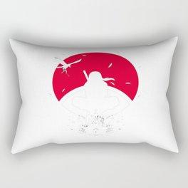uciha itachi Rectangular Pillow