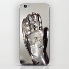 Transparent Gesture iPhone & iPod Skin