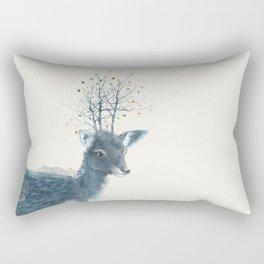little blossom Rectangular Pillow
