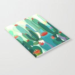 Cactus garden Notebook