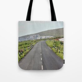 Road to the Hills Tote Bag