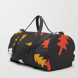 Christmas tree pattern Duffle Bag
