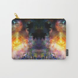 Extra Sensory Perceptions Carry-All Pouch