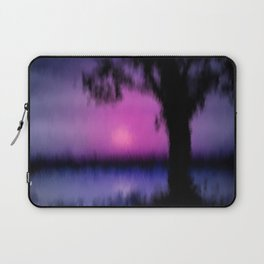 Good bye day. Laptop Sleeve