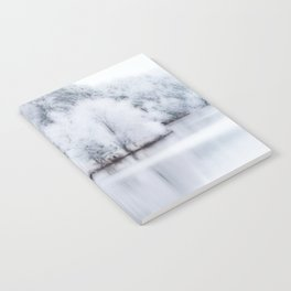 White Wonder Reflection Notebook