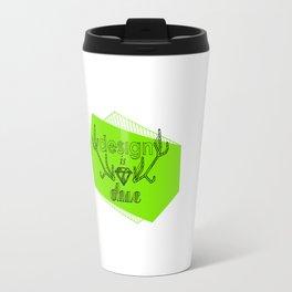 design is chic Travel Mug