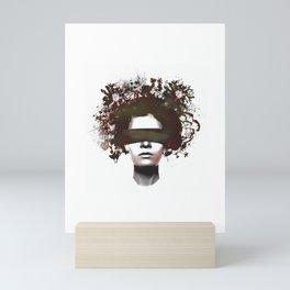 Beauty Is Not The Eye of The Beholder Mini Art Print
