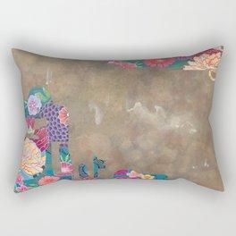 A NEWCOMER 03 Rectangular Pillow