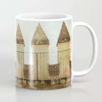 castle Mugs featuring Castle by ZenaZero