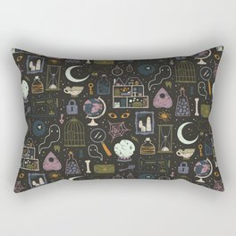 Haunted Attic Rectangular Pillow