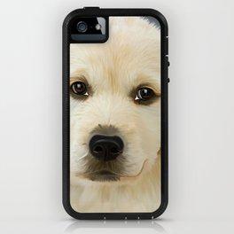 Golden Retriver iPhone Case