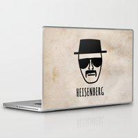 heisenberg Laptop & iPad Skins featuring Heisenberg! by Hannah Ison