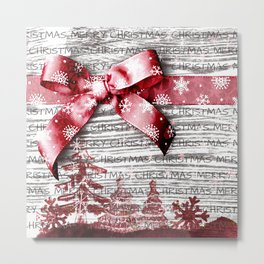 Christmas Time Metal Print