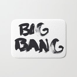 Big Bang Bath Mat
