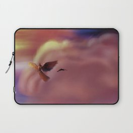 Into the Headwinds Laptop Sleeve