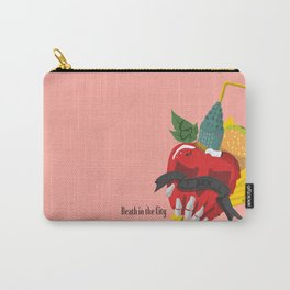 Death in the city Carry-All Pouch