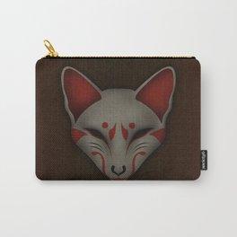 Kitsune Kabuki Carry-All Pouch