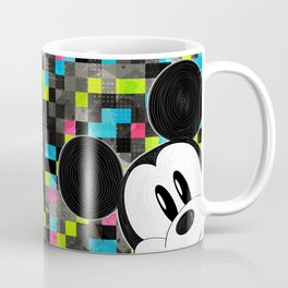 Mickey Swirl Pop Art Coffee Mug