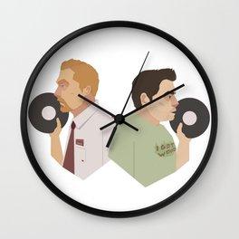 Shaun of the Disco Wall Clock