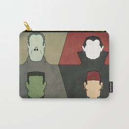 A Universal Horror Carry-All Pouch