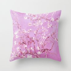 Vincent Van Gogh Almond BlossomS. Throw Pillow