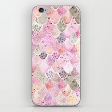 HAPPY MERMAID iPhone & iPod Skin
