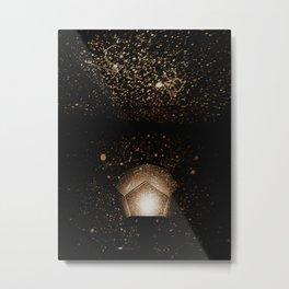 my galaxy projector Metal Print