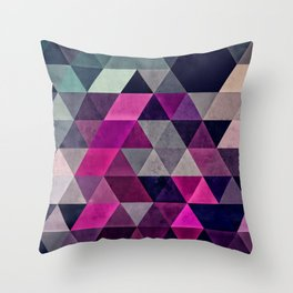 hylyoxrype Throw Pillow