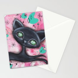 Joyce Cat Stationery Cards