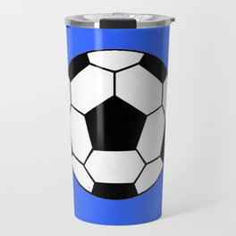 Ballon solitaire Travel Mug